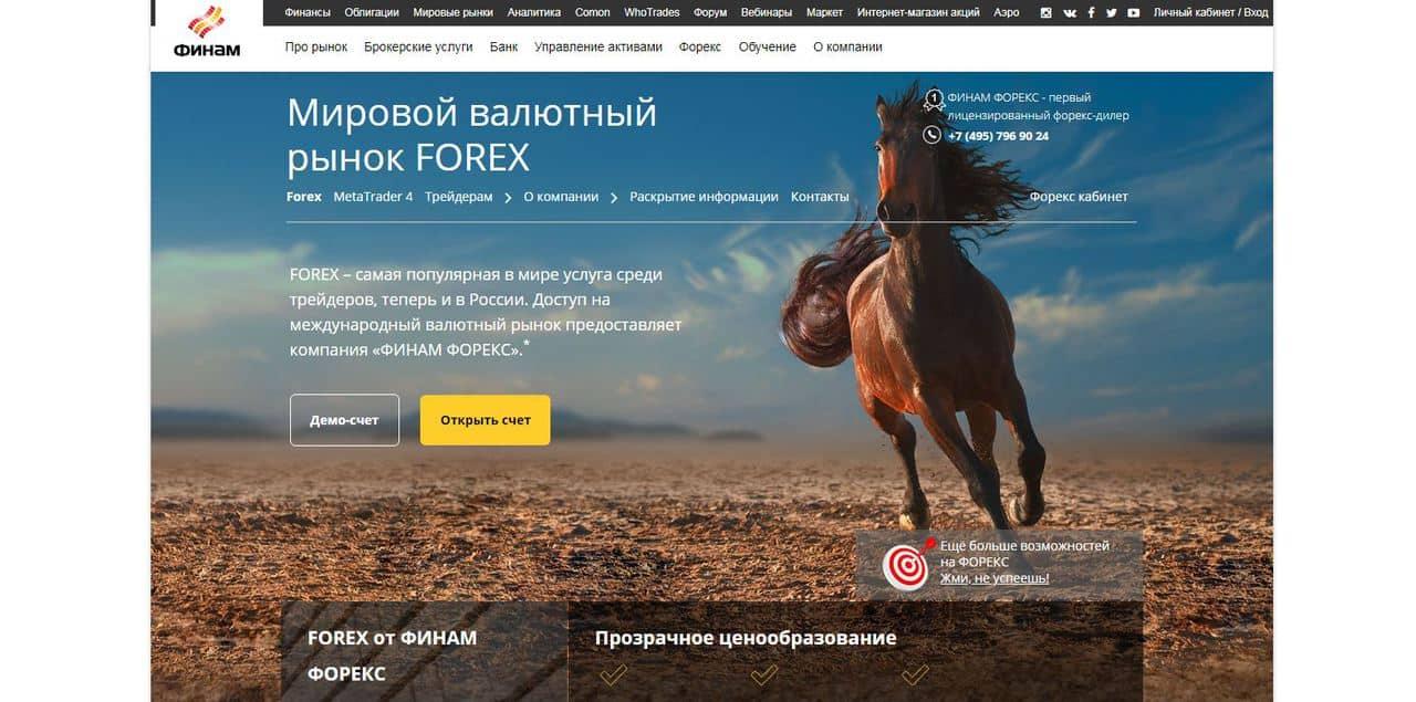 Что такое Форекс и как зарабатывать на курсе валют, рейтинг брокеров в России - Финам - фото