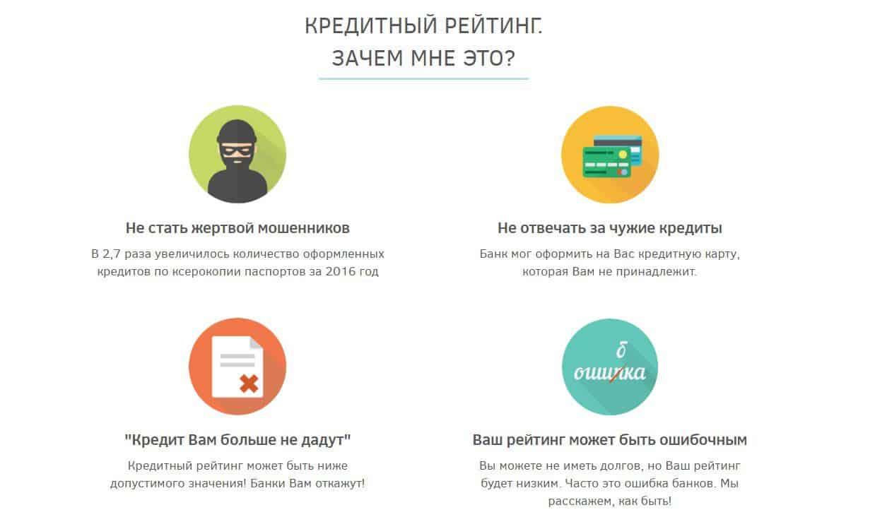 Как проверить, узнать кредитную историю онлайн и как её улучшить - МойРейтинг - фото