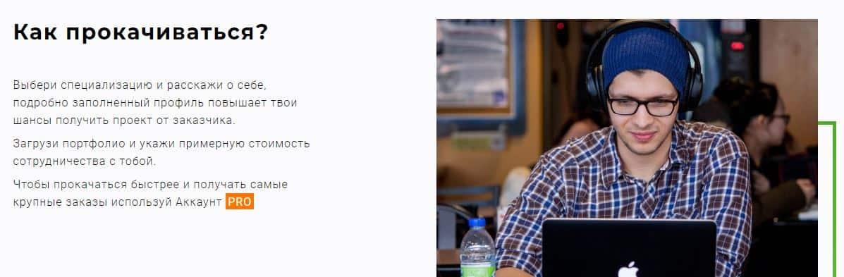 Как фрилансеру работать и зарабатывать на Fl.ru?