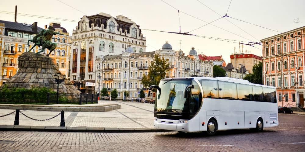 Билеты на автобус за границей