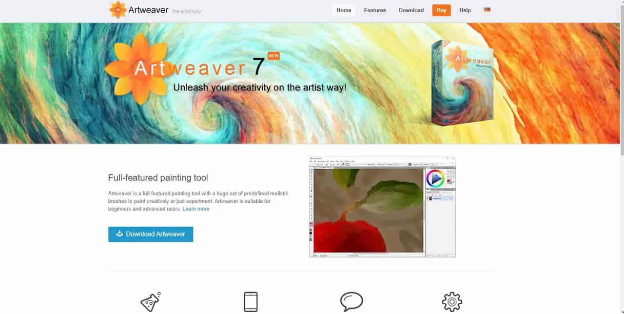 Бесплатные аналоги Фотошоп (Photoshop) в 2020. Лучшие растровые графические редакторы онлайн. - Artweaver - фото