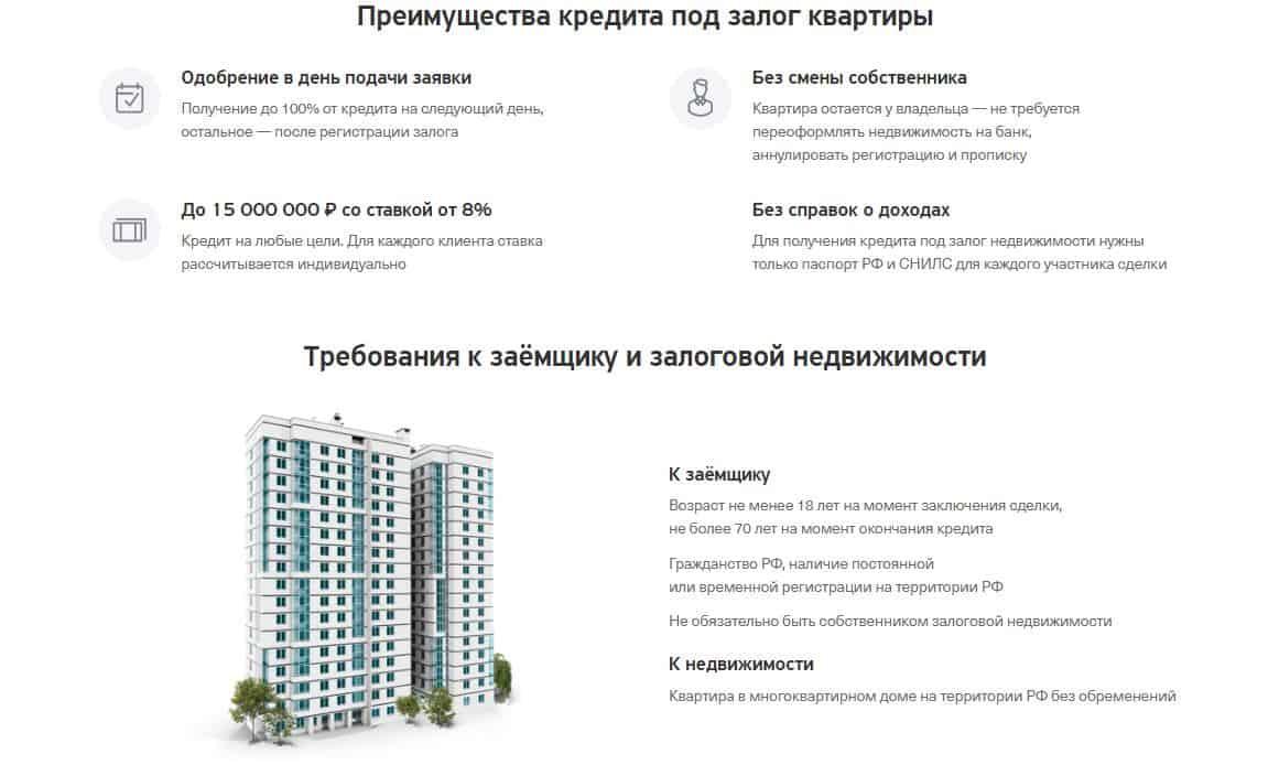 Как взять кредит под залог недвижимости? Особенности, список банков