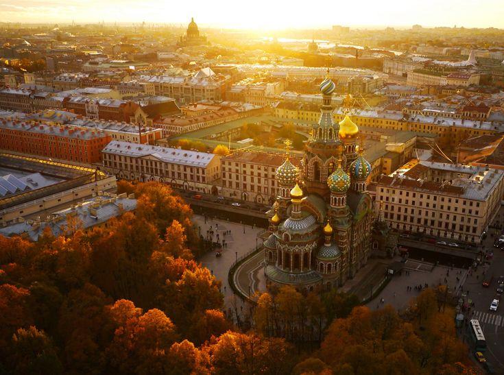 Куда поехать отдохнуть в России осенью 2021